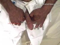 hairy butt