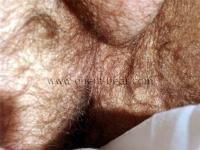 hairy ass crack