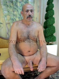 This older naked turkish daddy is one of my best