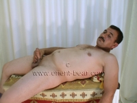 This is a very horny naked turkishn man