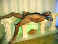 naked turkish man