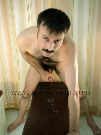 naked hairy turk with big cock