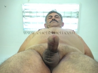 mmm a hot naked turkish farmer with a hard cock.