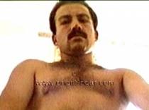 Tayfun - a Turkish Man makes an erotiic oriental Belly Dance. (id941)