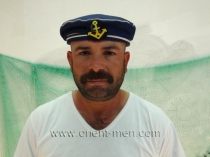 Halif - is a hairy turkish truck driver with a big and thick cock. (id994)