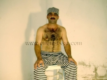 Safak - is a Kurdish Bear with very strong Body Hair (id9)