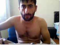 Sorkun - a jung Turk with nice Budy and shaved Cock