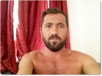 Selcuk - is a Turkish Construction Worker, he is sex addictive (ID1206)