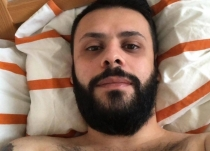 Mahmoud - is a Syrian Man with a great Figure (ID1356)