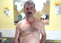 Hasret - is a Turkish Man with a very intense Orgasm (id1409)