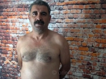 Hasret is a Turkish Man with a very intense Orgasm. (id1426)