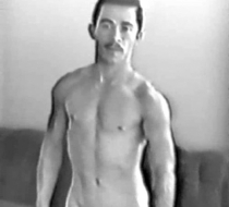 BW-12 - a very sporty young naked bulgarian man with a big cock. (id1484)
