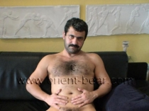 Selahattin - a young turkish Bear with a very big and thick Cock (id12)