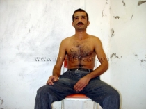 Naci - is a young Turkish Man with a very beautiful hairy Body. (id87)