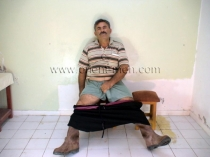 Oender - is a Turkish Farmer in Rubber Boots (ID176)