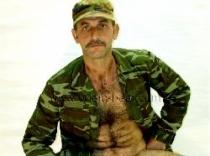 Pala - is a hairy Turkish Man with a bone hard Cock. id359