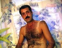 Faruk E. - is a very great haired Turk with a big and long Cock (ID370)