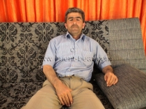 Fatos - a turkish Man with a lot of Pressure on the Cumshot. (id406)
