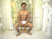 Amon - is a young turkish Boy with a Rock hard Cock. (id655)