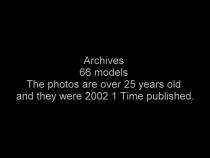 Archives 66 Modelle 438 Fotos