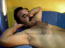 Latif - a turkish Daddy with a horny horse Ass and shaved Cock (ID761)