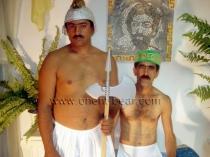 Cumaali + Dogan - two naked turkish Men fucking in gay porn video. (id842)