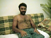 Ibo - is a young Kurdish Bear with a horny stiff Cock. (id857)