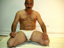 Saban - is an erotic turkish daddy with a super hot big ass. (id868)