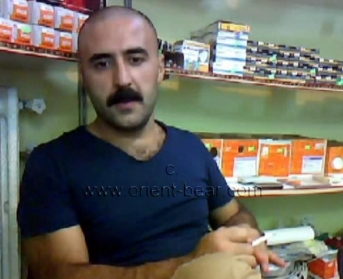 Bora O. - very hairy handsome turkish Men with a beautiful dances and stripped Show