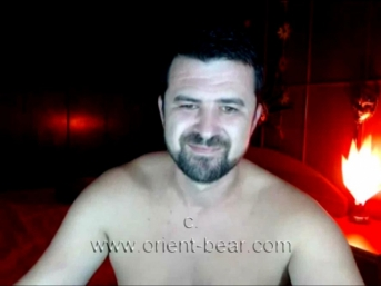 Djadi - russian turkish men make greate ass show and eating sperm.