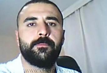 Bora O. very hairy handsame türkish men with a beautiful show