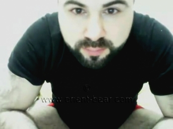 Kubrat - a nice dear kurdish Turk with a really hairy Body and a thick shaved Cock...
