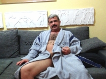 Selahattin - is a horny young turkish Man with a big fat Cock and a sexy Face in a turkish Gay Video. (id1205)