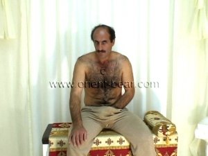 Duran - a big kurdish man from iraqi with a monster big hard cock and a lot of cum in a kurdish gay video. (id133)