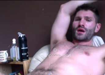 Halim - is a Syrian Man with a lot of Pressure during Orgasm and a super sexy Ass Show (id1393)