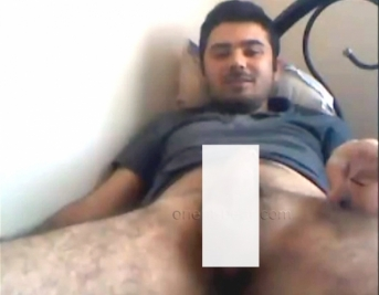 Bahattin is a sexy Young Turkish Bear with a 20 cm long and thick Cock.
