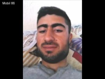 Mobil-86 - a very erotic young iraqi man masturbates in a kurdish gay video. (id1486)