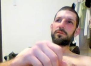 Ulvi - a naked kurdish iraqi man with a very