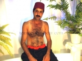 Faruk E. turkish gay video, you see a naked kurdish man with a huge cock and he shows his hairy ass in doggy style. (id1534)