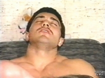 Hetero-17 - a strong and muscular turkish man with a big fat cock fucks an older woman in a turkish gay porn video. (id1535)