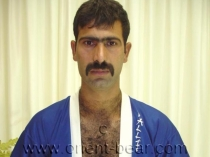 Cezair - a Kurdish Construction Workers his Body is very Hairy with Fur (id17)