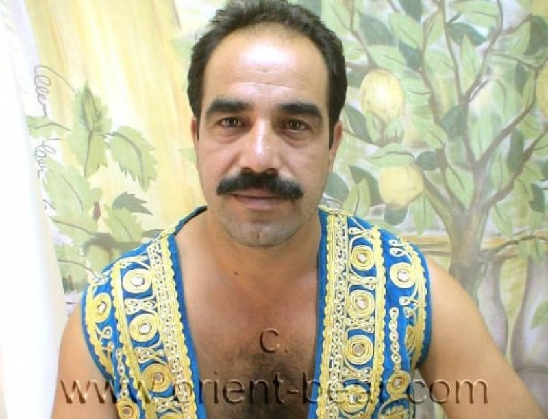 Tanju - is a strong Turkish Man with a sexy Body and a powerful Cock (ID210)