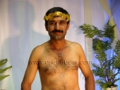 Muhittin - a young naked kurdish man with a sexy face and a always stiff cock with a lot of cum. (id260)