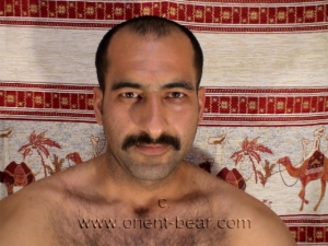 Veley - in this turkish gay video you can see a naked very hairy kurdish with a furry body and a totally hairy ass. (id270)