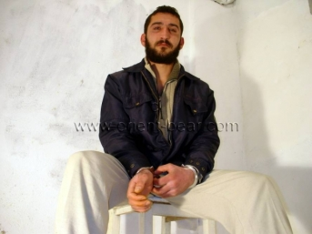 Mert - a naked kurdish Worker with a long fat Cock in a kurdish Gay Video. (id284)