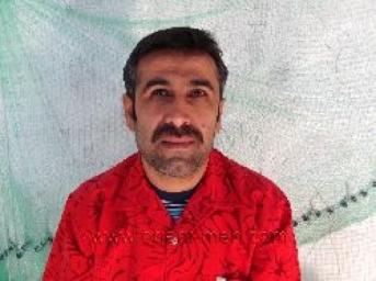 Alkan - a naked kurdish man with a horny hairy body. (id313)
