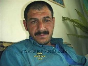 Kasim - a naked kurdish man with a big cock, a big cock head and big balls in a turkish gay video. (id314)