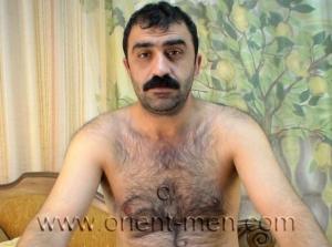 Tufan - a hairy kurdish man with a rock hard