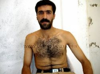 Yurt - is a Kurdish Man with a horny hairy Body (id368)