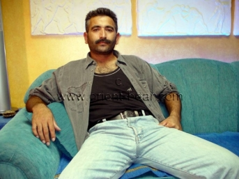 Vedat - is a very erotic Turkish Man with a lot of Pressure (id433)